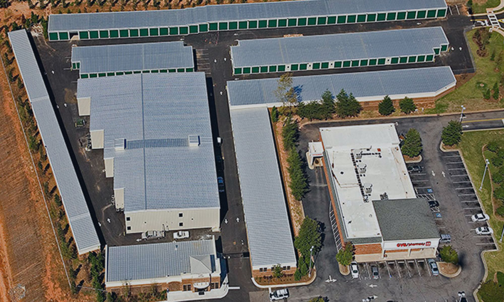 Experts In Self Storage Building Design And Development
