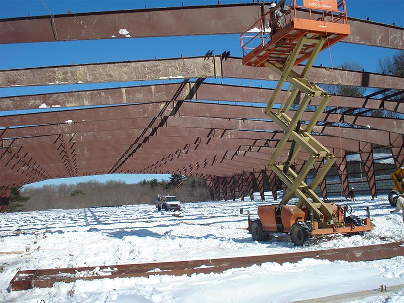 Rigid Frame Building : Rigid frame rapid building solutions