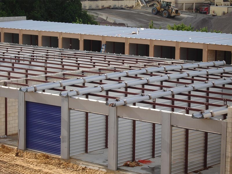 About Rapid Building Solutions Self Storage Construction