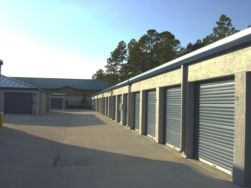One-Story Storage Buildings - Rapid Building Solutions